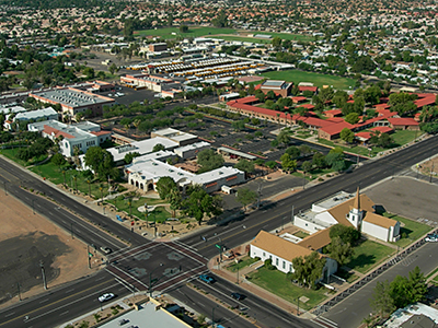 Gilbert Town Growing
