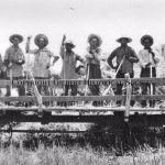 15 - Men on a wagon