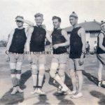 22 - High School Basketball Team 1918