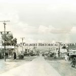 5 - Downtown looking North 1930s