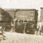9 - Gilbert Depot Siding