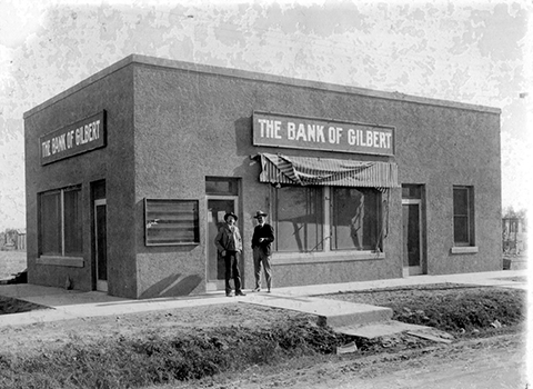 The Bank of Gilbert