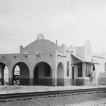 Gilbert Depot torn down